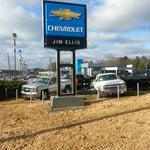 Photo taken at Jim Ellis Chevrolet by Kedric K. on 2/15/2014