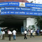 Goa's estimated 700 international flights per year account for 90% of the country's international charter tourist flights.It is 30 km from the capital city Panaji.