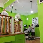 Photo taken at Razors Barbershop & Shave by Brad K. on 7/5/2013