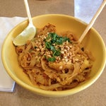 Photo taken at Nothing But Noodles by Jasmine L. on 3/6/2013