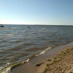 Photo taken at Sylvan Beach NY by Frank C. on 7/23/2013