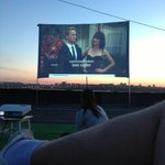Фото Кино на крыше в соцсетях