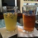 Photo taken at Pauley's Original Crepe Bar by Kacey P. on 10/23/2012
