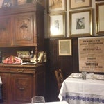 Photo taken at Osteria del Mirasole by Bruno P. on 11/12/2013