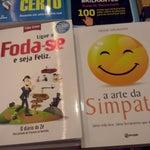 Photo taken at Livraria Saraiva by Marcela A. on 7/23/2014