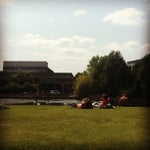 Photo taken at University College Dublin by Anne M. on 6/29/2013