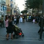Photo taken at Agiou Titou Square by George P. on 10/27/2012
