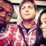 Photo taken at MBTA Davis Square Station by Zac M. on 5/30/2014
