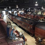 Photo taken at Railroad Museum of Pennsylvania by david k. on 6/24/2013