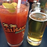 Photo taken at Gilligan's by Erica D. on 2/2/2014