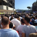 Photo taken at Stadio San Paolo by Jean P. on 9/16/2012