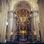 Photo taken at Iglesia del Salvador by Olivier C. on 10/3/2012