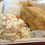 Photo taken at L&L Hawaiian Barbecue by Pheichul on 9/7/2013