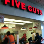 Photo taken at Five Guys by Bill on 3/28/2013
