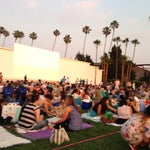 Photo taken at Cinespia by Angie C. on 6/30/2013