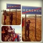 Photo taken at Menemen by Ebrar T. on 10/17/2012