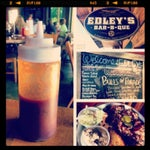 Photo taken at Edley's Bar-B-Que by Britni H. on 5/25/2013