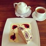 Фото Итальянское кафе в соцсетях