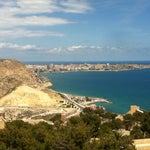 Photo taken at Alacant / Alicante by Dmytro on 5/22/2015