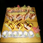 Photo taken at I Love Sushi by Scarlett A. on 8/25/2013
