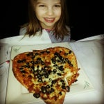 Photo taken at Ledo Pizza - Falls Church by J Nicole A. on 2/15/2014