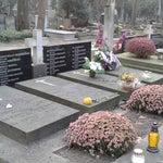 Photo taken at Cmentarz Powązkowski by Radoslaw P. on 11/29/2014