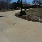 Photo taken at Waukesha County Technical College (WCTC) by Natalie K. on 4/16/2013