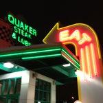Photo taken at Quaker Steak & Lube® by Ryan K. on 1/4/2013