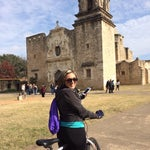 Photo taken at San Antonio Missions National Historical Park by Alfred M. on 12/29/2013