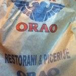 Photo taken at Orao by Natasa B. on 3/15/2013