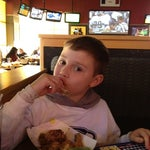 Photo taken at Buffalo Wild Wings by Ronnie C. on 10/6/2012