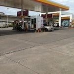 Photo taken at Shell (เชลล์) by Svetlana P. on 8/12/2013