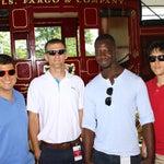 Photo taken at Wells Fargo Championship by Momodou C. on 5/17/2015