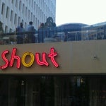 Photo taken at Shout! Restaurant & Lounge by Sunny W. on 6/3/2012