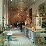 Photo taken at The Royal Smushi Café by Bongwon L. on 4/24/2013