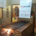 Photo taken at Restaurante Venda Velha by ligia b. on 10/8/2013