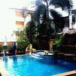 Photo taken at Seven Seas Hotel Phuket by nutcha s. on 10/21/2012