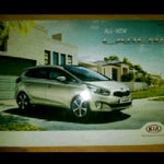 Photo taken at KIA showroom PT.Pratama Transindo by Kurniawan on 6/1/2013