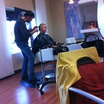 Photo taken at Risto Hair International by Katie R. on 4/3/2013