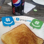 Photo taken at GroupMe Grill by Yeon J. on 3/11/2013