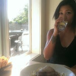 Photo taken at Mendocino Cafe by Angie C. on 10/4/2014
