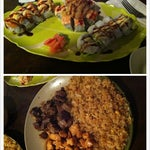 Photo taken at Tokyo Hibachi Express by YiYing W. on 1/28/2013