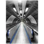 Photo taken at Waterloo London Underground Station by Mitko L. on 1/13/2013