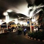 Photo taken at Chhatrapati Shivaji International Airport (BOM) by Viral O. on 1/11/2013