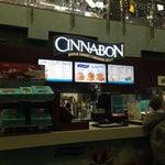 Фото Cinnabon в соцсетях
