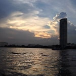 Photo taken at ท่าเรือพายัพ (Payap Pier)  N18 by Masakazu I. on 10/20/2013