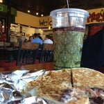 Photo taken at Moe's Southwest Grill by Crissee W. on 3/9/2013