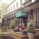 Photo taken at Bryant Park Grill by Melody L. on 2/27/2013