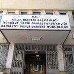 Photo taken at Bakırköy Vergi Dairesi by Gamze S. on 4/24/2013
