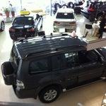 Фото Mitsubishi в соцсетях